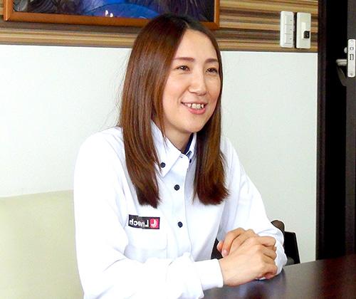 2013年入社 Mさん